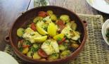 Merluza Galician Hake, my fish recipe